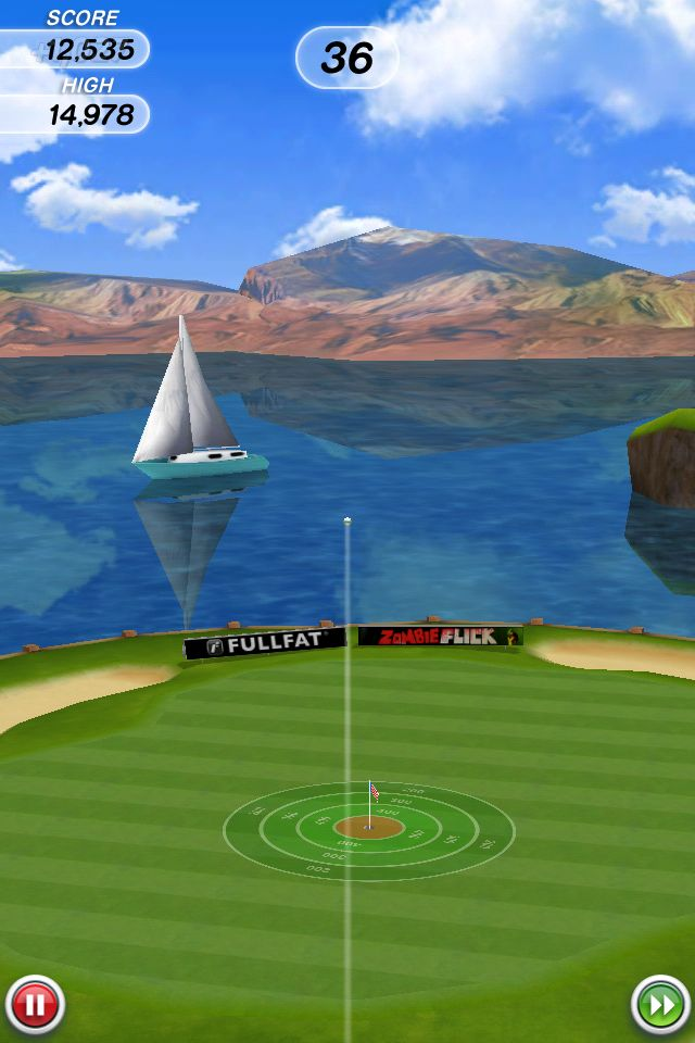 Review: Flick Golf! - Flick It In The Hole!