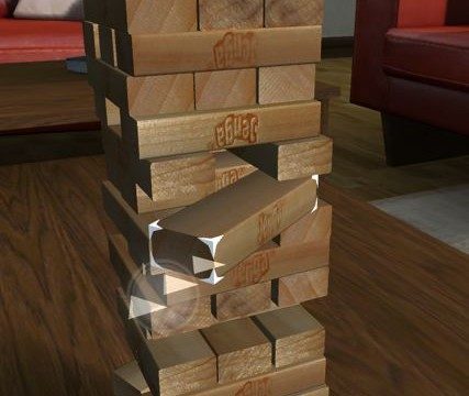 Review: Jenga - Don't Let That Tower Fall