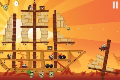 Review: Pirates Vs Ninjas Vs Zombies Vs Pandas - What's In A Name?