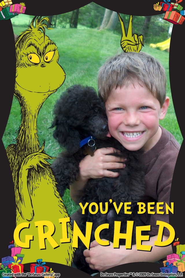 QuickAdvice: Get Grinchy With Dr. Suess Camera - The Grinch Edition - Plus, Win A Promo Code!