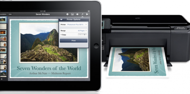 AirPrint: Printing Made Easy On Your iPad - The Ultimate How To