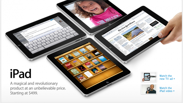 """New """"iPad Is Amazing"""" Ad Shows Off AirPlay, AirPrint, And Multitasking"""