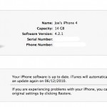 iOS 101: iTunes - How To Configure Sync, And Update Your Device