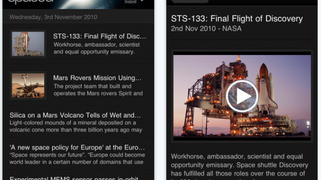 Spaced App: Keep Up With The Stars