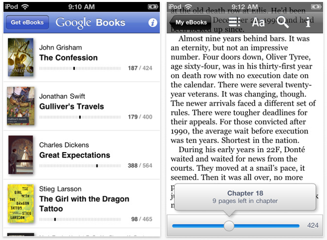 Google Books Available Now - Haven't We Read This One Before?