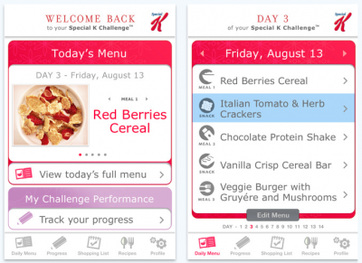 The Special K Challenge: Work Out, Eat Cereal, Then Work Out Some More