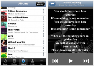 mSpot Music: A Free Cloud-Based Music Streaming Service