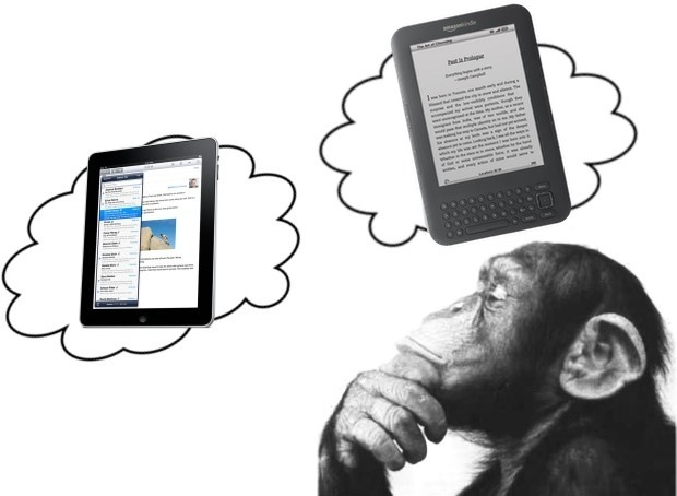 Kindle Market Share Drops, But Don't Cry For Amazon