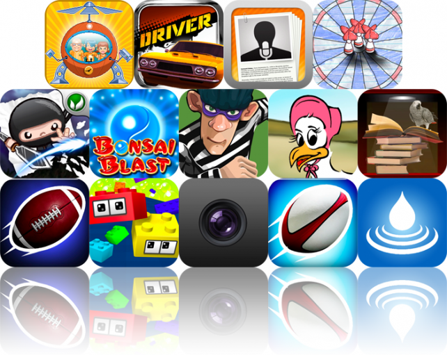 iPhone And iPad Apps Gone Free: Time Geeks, Driver, My Artists, And Much More