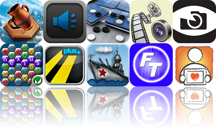 iPhone And iPad Apps Gone Free: Azkend, Create Ringtones!, Spin & Win, And More