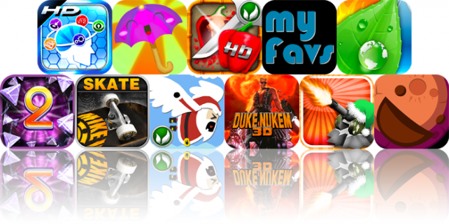 iPhone And iPad Apps Gone Free: Brain Challenge HD, Smiles Zen, Veggie Samurai HD, And More