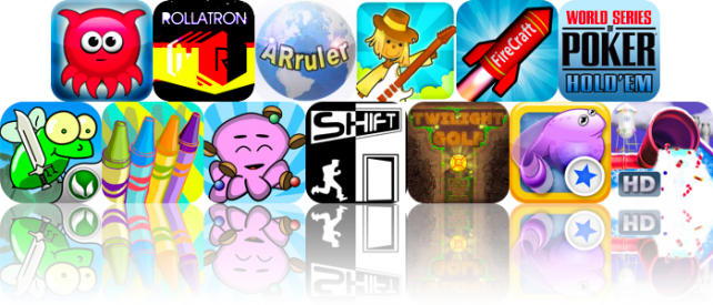 iPhone And iPad Apps Gone Free: New Year's App Blowout Edition