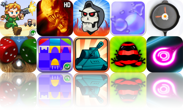 iPhone And iPad Apps Gone Free: Rogue Runner, Shoot To Kill, Fun With Death, And More