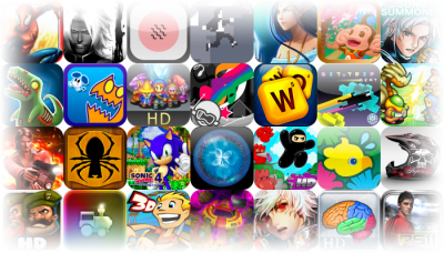 iPhone And iPad Games On Sale For The Holidays - Round 2!