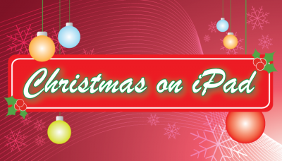 New AppList: Christmas iPad Apps