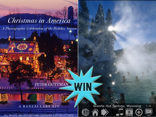 A Chance To Win A Christmas In America (Universal) Promo Code With A Retweet Or Comment