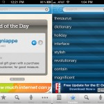 Dictionary.com App Updated With A New Design, Favorites, Voice-To-Text, And More