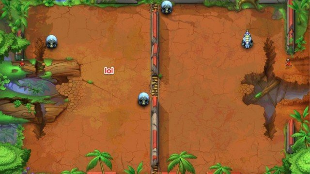 Fieldrunners For iPad Updated: Adds Multiplayer, New Towers, New Maps, And New Fieldrunners