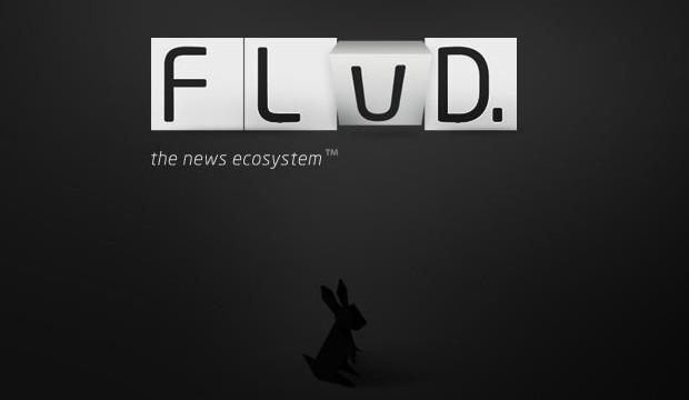 FLUD Mobile Leaves Other News Apps Behind