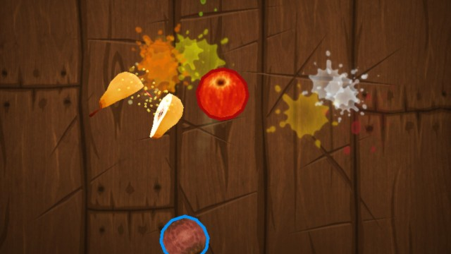 Fruit Ninja HD Update Adds Game Center Support And Online Multiplayer