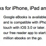 Google Launches Its Own E-Book Store & Dedicated Universal iOS App