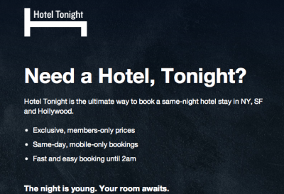 Hotel Tonight Offers Great Deals For Travelers Looking For A Room Now