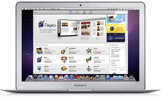 Confirmed: Mac App Store Launching January 6th