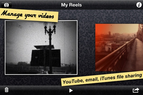 New 8mm Vintage Camera App Takes Your Videos Back In Time