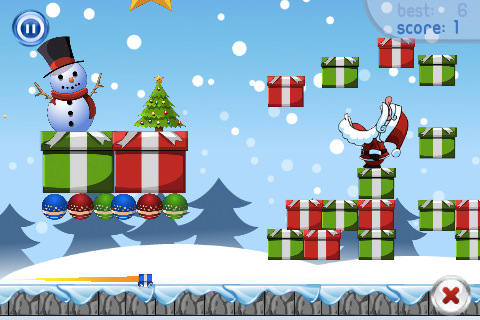 Blacksmith Games' Floop Updated Just In Time For Christmas