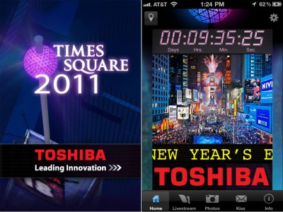 New Year's Eve, There Is Indeed An App For That