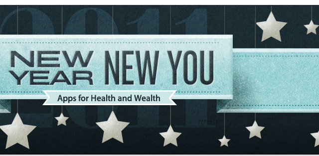 """App Store Features """"New Year, New You"""" Titles"""