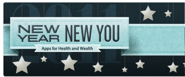"App Store Features ""New Year, New You"" Titles"