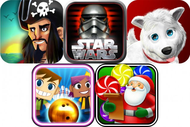 Ngmoco And Freeverse Freemium Round-Up: Adventure Bay, Star Wars: Imperial Academy, And More