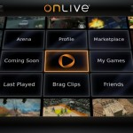 OnLive Viewer For iPad Now Available For Free - You Can Watch, But You Can't Play (For Now)