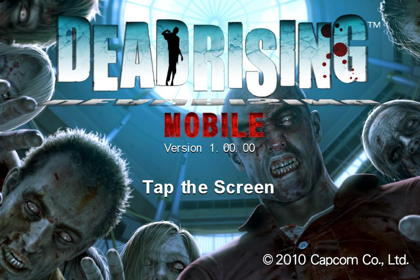 Dead Rising Mobile; Going To The Mall Has Never Been So Much Fun