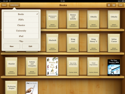 iBooks Updated: Adds Collections, Illustrations, And AirPrint