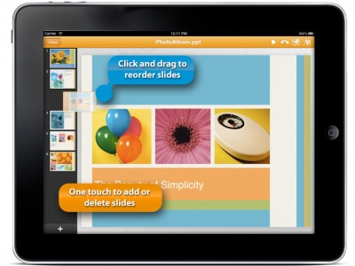 Quickoffice Connect Mobile Suite For iPad Now Offers PowerPoint Presentation Editing