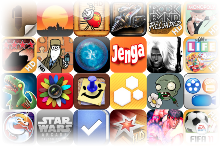 Holiday App Sales Roundup - Over 225 Apps And Games!