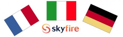 Skyfire Web Browser Now Available In France, Germany And Italy
