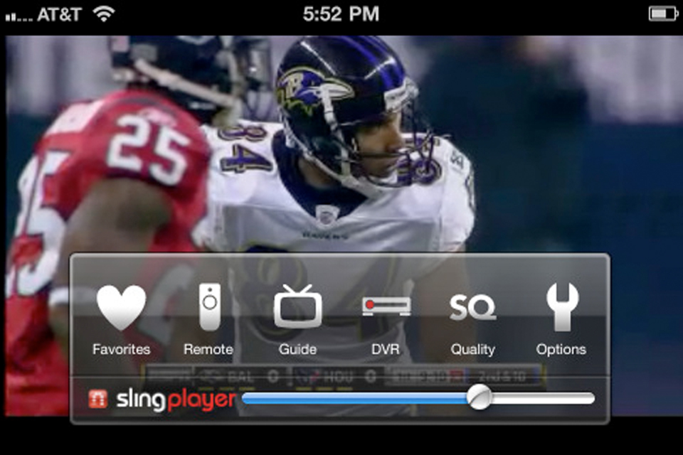 SlingPlayer Mobile For iPhone And iPod Touch Now Offers High Quality Video