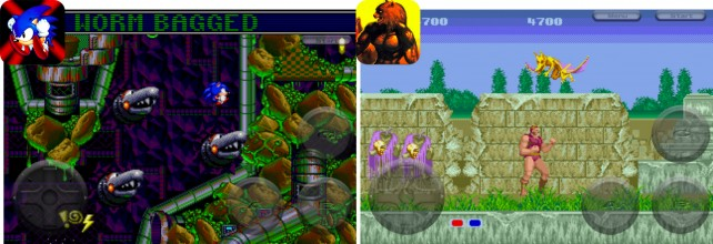 Sega Continues The Nostalgia Parade With The Release Of Altered Beast And Sonic Spinball