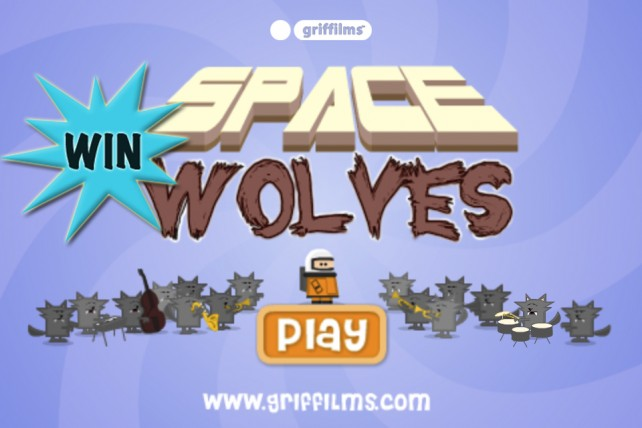 A Chance To Win A Space Wolves Promo Code With A Retweet Or Comment