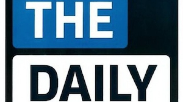 "Rumor: ""The Daily"" Coming January 17"