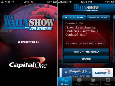 Get Your Dose Of Jon Stewart No Matter Where You Are With The Official The Daily Show App