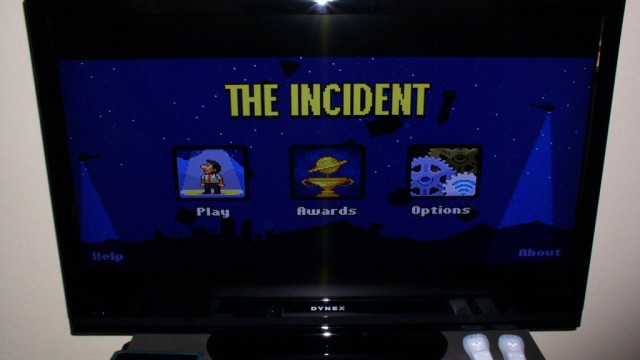 The Incident Can Now Be Played On An Even Bigger Screen Thanks To TV-Out Support