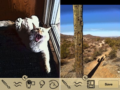 ToonCamera Receives A Major Update - We're Giving Away 10 Copies To Celebrate!