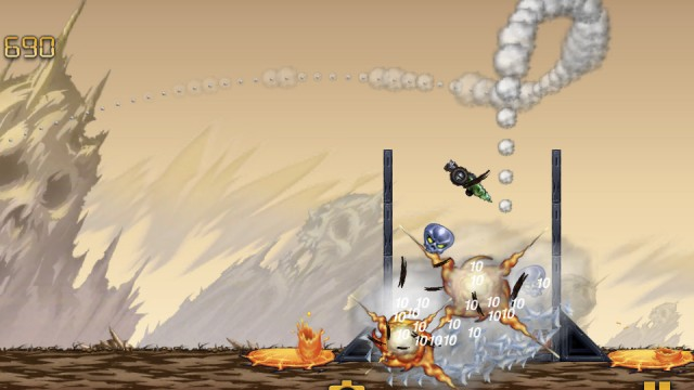 Get The Heavy Metal Smashing And Nitro Burning Action Free In Trucks And Skulls Lite