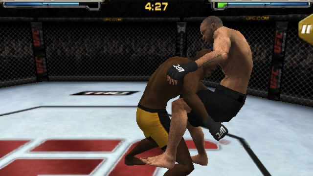 UFC Undisputed Doesn't Pull Punches When It Comes To Competition: Now Supports Game Center