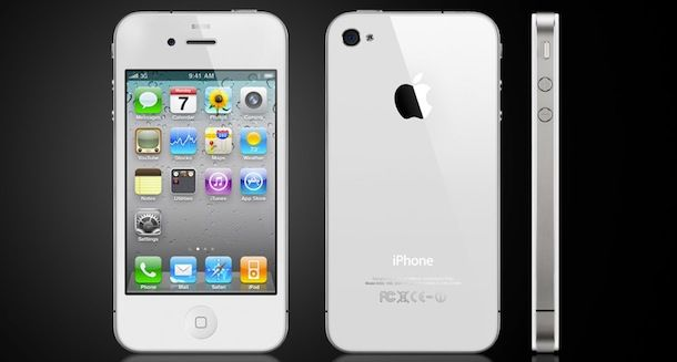 Coming Soon Or Not, White iPhone 4 Looks Inferior