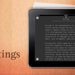 Writings For iPad Arrives Soon, Promos Available